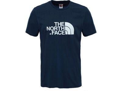 The North Face Men's S/S Easy Tee urban navy/tnf white