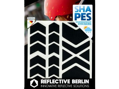 Tex-Lock Reflective Sticker Chevron - Aufkleber