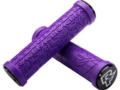 Race Face Grippler Grip - 33 mm, purple - Griffe