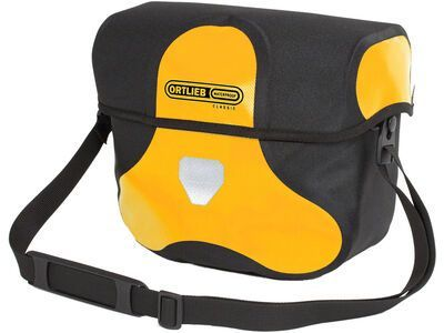 Ortlieb Ultimate Six Classic 7 L, sunyellow-black - Lenkertasche