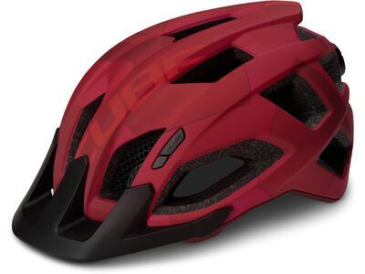 Cube Helm Pathos red