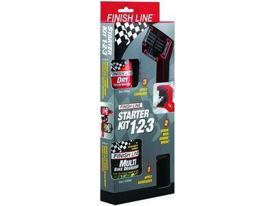 Finish Line Starter Kit 1-2-3