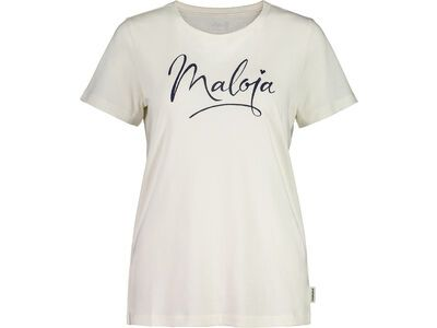 Maloja ForbeschaM., vintage white - T-Shirt