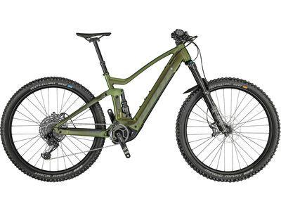 Scott Genius eRide 910 prism komodo green 2021