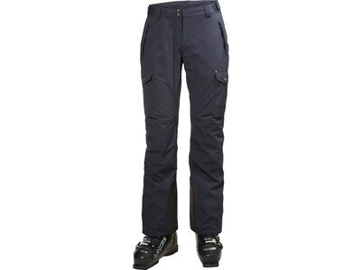 Helly Hansen W Switch Cargo Pant, graphite blue - Skihose
