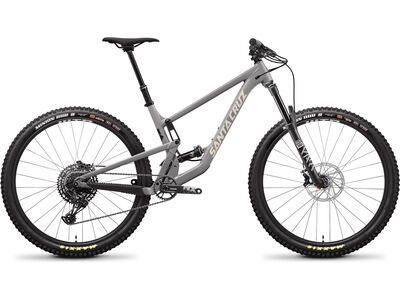 Santa Cruz Hightower AL R 2021, smoke grey - Mountainbike