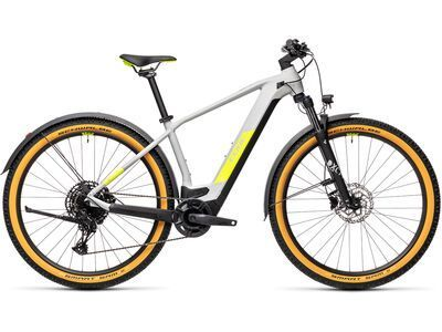 Cube Reaction Hybrid Pro Allroad 625 29 grey´n´yellow 2021