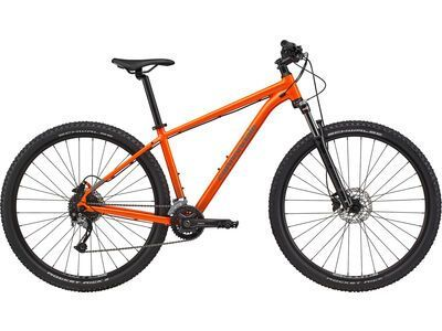 Cannondale Trail 6 - 29 2021, impact orange - Mountainbike
