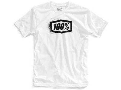 100% Saga T-Shirt white