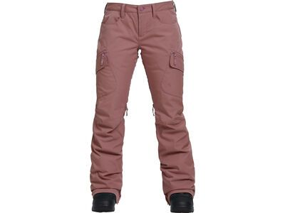 Burton Women's Gloria Insulated Pant, rose brown - Snowboardhose