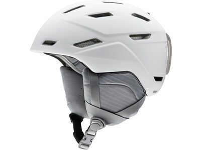 Smith Mirage, matte white - Snowboardhelm