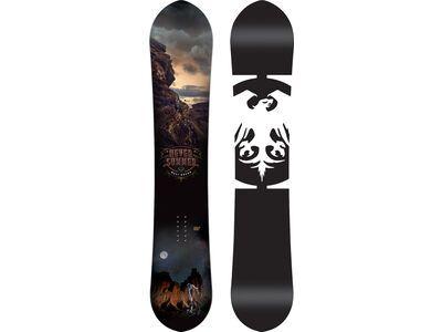 Never Summer West Bound X 2020 - Snowboard