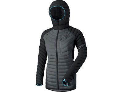 Dynafit Radical Down Women Hooded Jacket, black out - Daunenjacke