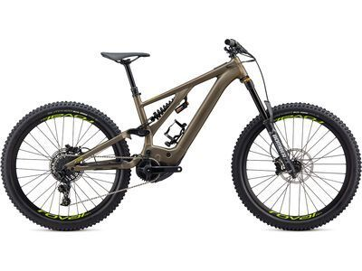 Specialized Turbo Kenevo Comp 2021, gunmetal/hyper green - E-Bike