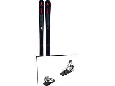 Set: Atomic Vantage 90 TI 2019 + Salomon Warden MNC 13 white/black