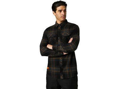Fox Traildust 2.0 Flannel black