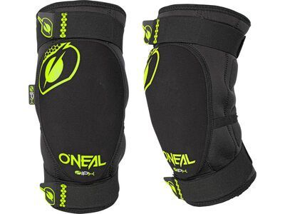 ONeal Dirt Knee Guard neon yellow