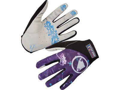 Endura Hummvee Lite Icon Glove LTD Hawaiian Print