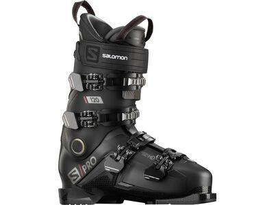 Salomon S/Pro 120 2021, black/belluga/red - Skiboots