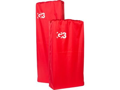 G3 Skin Bag, red - Transporttasche