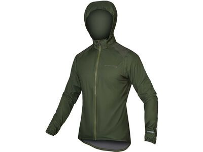 Endura MTR Shell Jacket, waldgrün - Radjacke