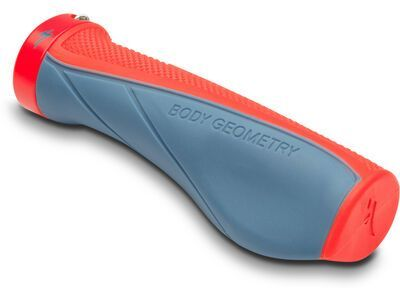 Specialized Contour XC Grips, grey/red - Griffe