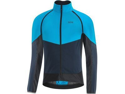 Gore Wear Phantom Gore-Tex Infinium Jacke, cyan/orbit blue - Radjacke