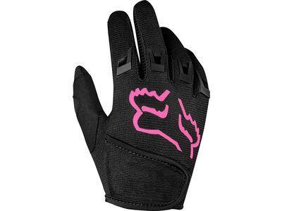 Fox Kids Dirtpaw Glove black/pink