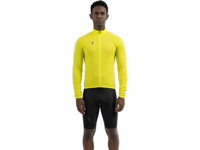 Specialized Men's Deflect Wind Jacket, hyper green - Radjacke