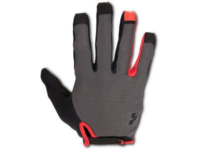 Cube Handschuhe Langfinger X Natural Fit grey´n´red