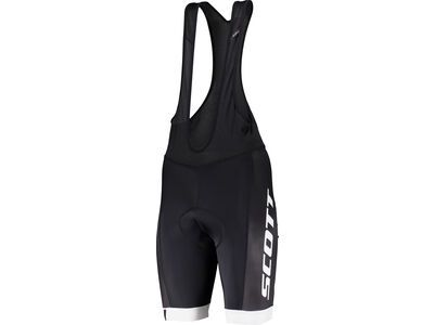 Scott RC Team ++ Men's Bibshorts, black/white - Radhose