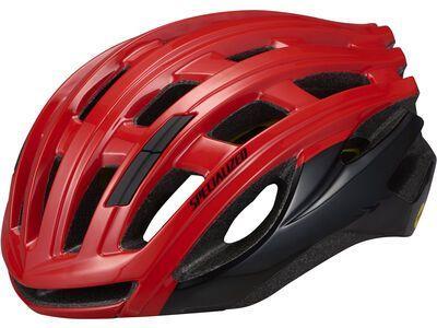 Specialized Propero III ANGi MIPS, flo red/tarmac black - Fahrradhelm