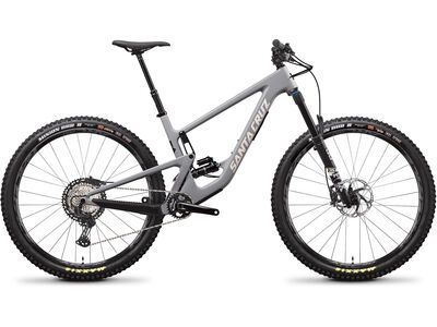 Santa Cruz Hightower C XT smoke grey 2021