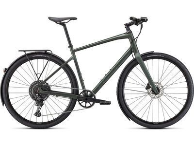 Specialized Sirrus X 4.0 EQ oak green/black reflective 2022