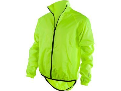 ONeal Breeze Rain Jacket neon yellow