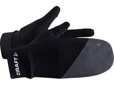 Craft Adv Lumen Hybrid Glove, black - Fahrradhandschuhe