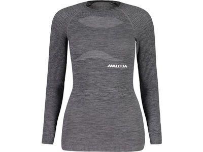 Maloja MigrolinoM. Shirt NOS moonless
