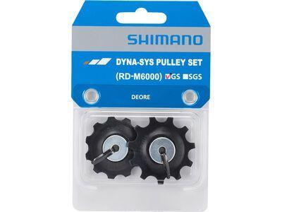 Shimano Deore Schaltrollensatz (RD-M6000) / GS