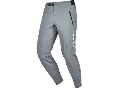 Cube Edge Baggy Pants, grey - Radhose