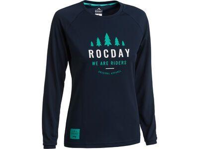 Rocday Patrol Wmn Jersey dark blue