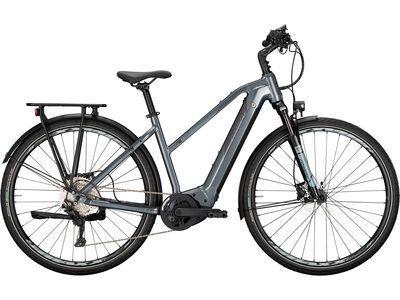 Conway Cairon T 300 Trapez 500 2021, silver/grey - E-Bike