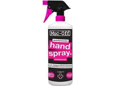Muc-Off Antibacterial Sanitising Hand Spray 1 Liter - Desinfektionsmittel
