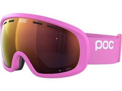 POC Fovea Mid Clarity, actinium pink/Lens: spektris orange - Skibrille