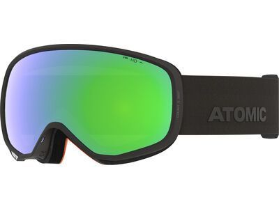 Atomic Count S 360° HD - Green black