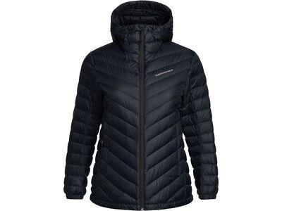 Peak Performance W Frost Down Hood Jacket black