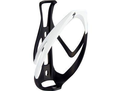 Specialized Rib Cage II, matte black/white - Flaschenhalter