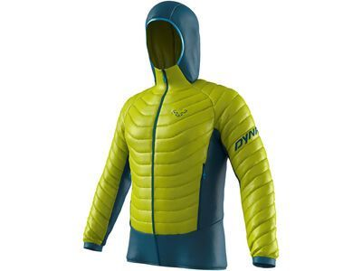 Dynafit TLT Light Insulation Men Hooded Jacket, moss - Thermojacke