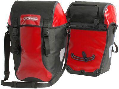 Ortlieb Bike-Packer Classic (Paar), rot-schwarz - Fahrradtasche
