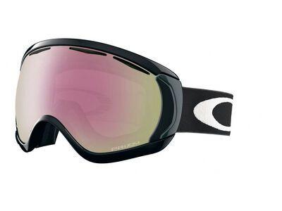 Oakley Canopy Prizm, matte black/Lens: hi pink iridium - Skibrille