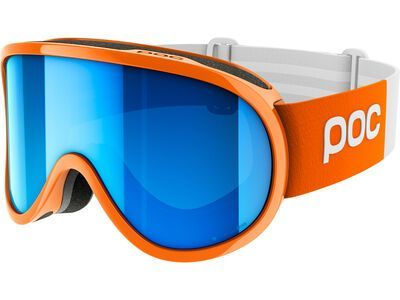 POC Retina Clarity Comp, zink orange/spektris blue - Skibrille